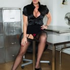 Lynda Leigh in 'Office Pervert JOI'