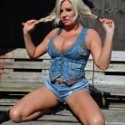Michelle Thorne in 'Members Wanking Toy Show'